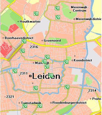 Greener Leiden living Home in Leiden